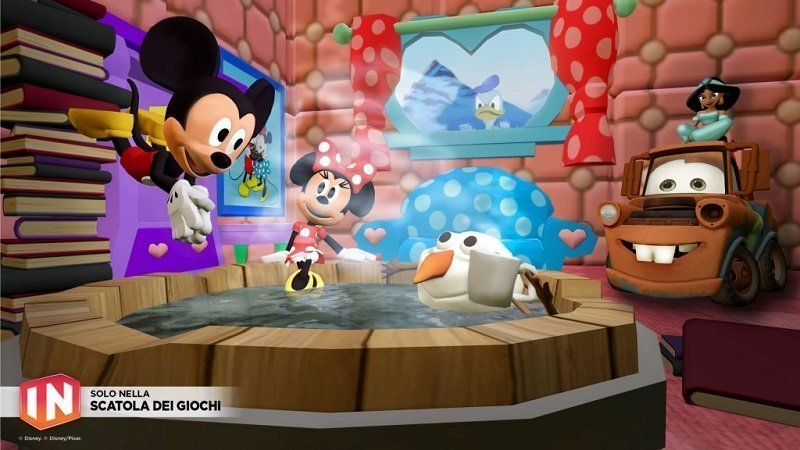 Disney Infinity 3.0_Micky