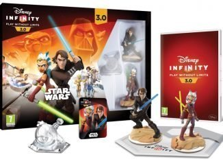 Disney Infinity 3.0 Gamepare