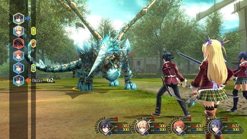 The Legend of Heroes Trails of Cold Steel_screen