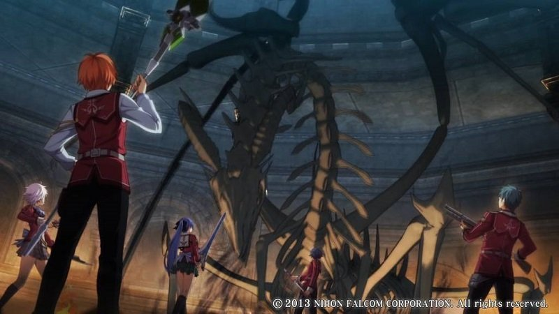 The Legend of Heroes Trails of Cold Steel_screen2