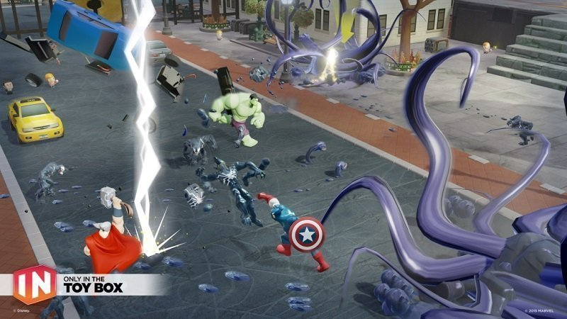 Takeover - Marvel