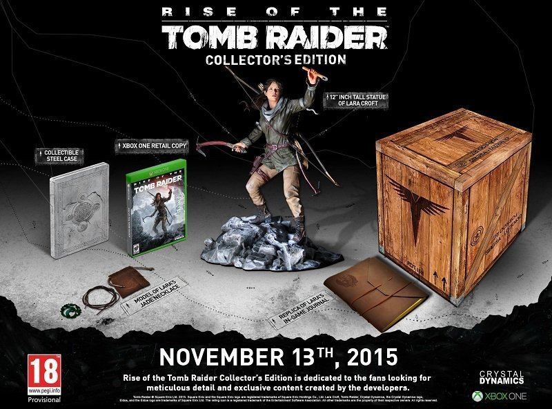 Rise of TombRaider_Collector