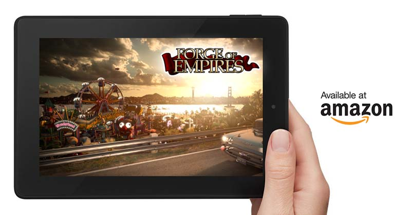 Forge of Empires Kindle 2