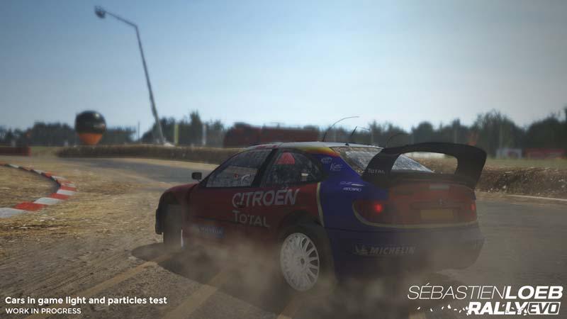 Sébastien Loeb Rally EVO screen1