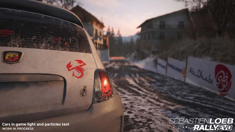 Sébastien Loeb Rally EVO screen2