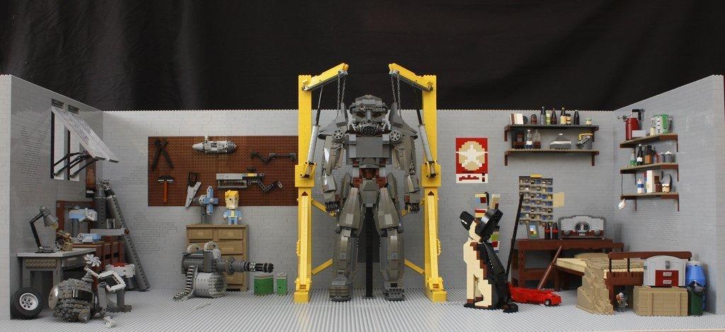 Lego Fallout4
