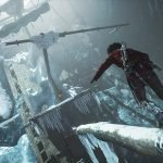 Rise of the Tomb Raider Icy Ship