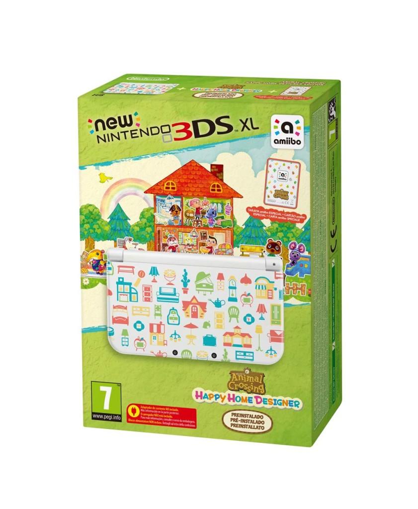 New Nintendo 3DS Happy Home Designer