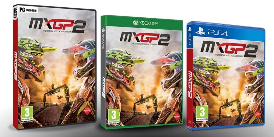 Svelati i pack di gioco ufficiali di MXGP2