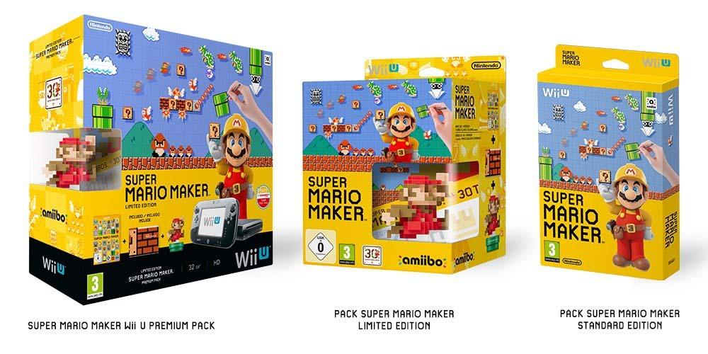 WiiU Mario maker