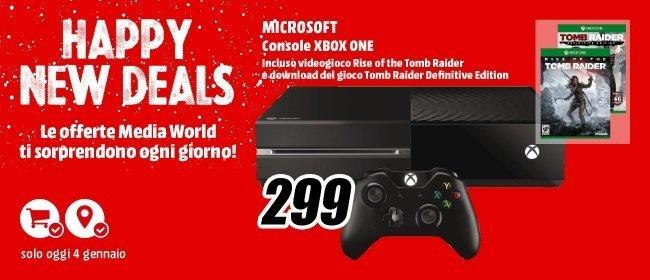 L'offerta di Media World sorprende con Xbox One 1TB ad un prezzo speciale2