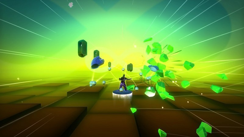 Beatsplosion for Kinect 1
