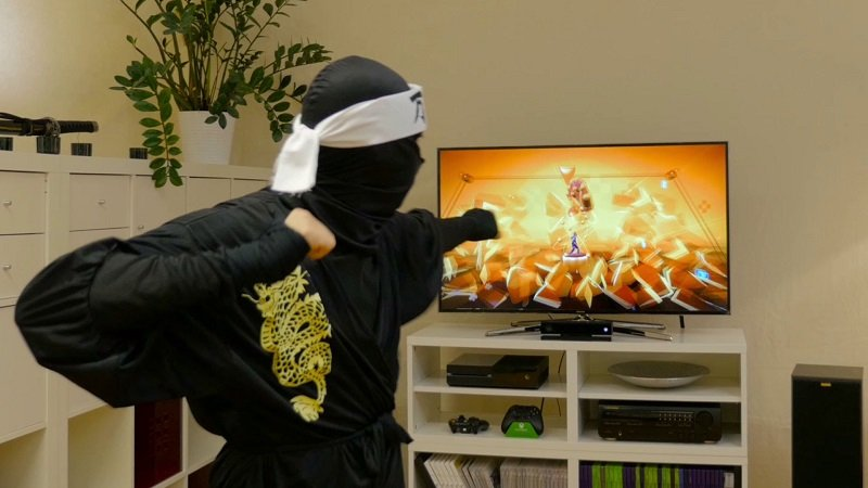 Beatsplosion for Kinect 5