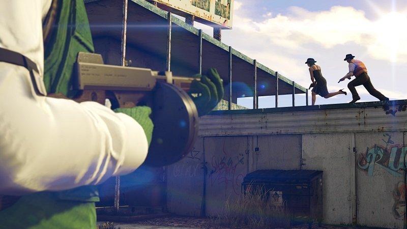 Grand Theft Auto Online Finché morte non ci separi