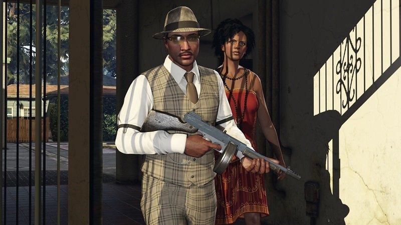 Grand Theft Auto Online Nuovi Abiti