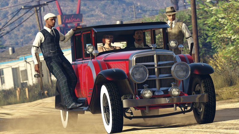 Grand Theft Auto Online Roosevelt