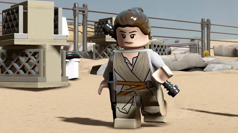 LEGO Star Wars il risveglio della forza screen2