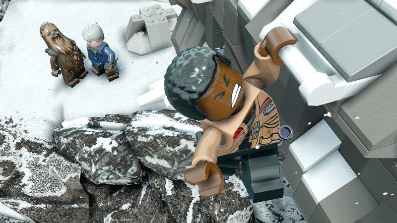 LEGO Star Wars il risveglio della forza screen4