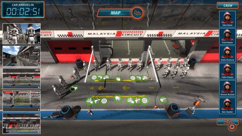 Pitstop Challenge Screen 6