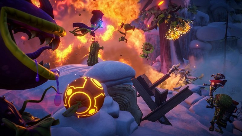 Plants vs. Zombies Garden Warfare 2 screen