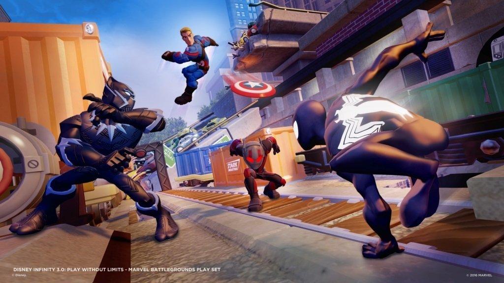 Marvel Battlegrounds Screenshot 2