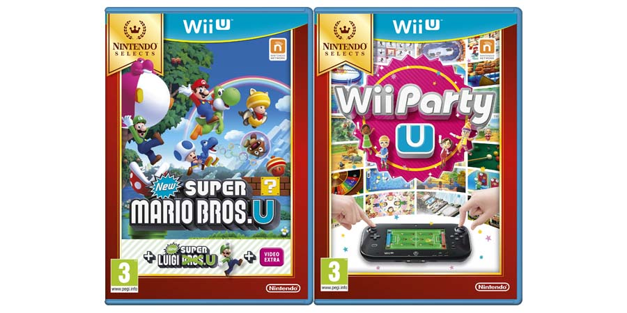 Nintendo Selects 2016-2