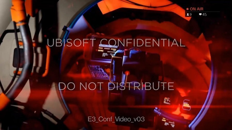 Ubisoft Confidential – Do Not Disturbe, E3_Conf_Video_v03
