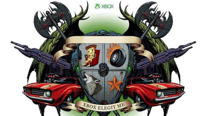 Gamercrest Emblema Xbox