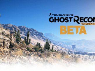 GhostRecon Wildlands BETA