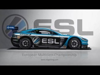 ESL Multi-Class European Championship per Project CARS