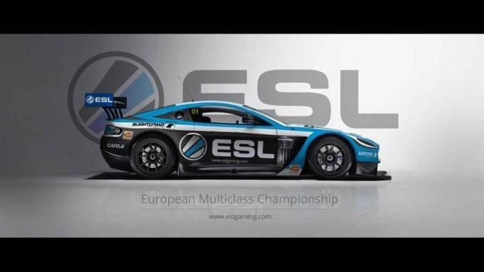 ESL Multi-Class European Championship per Project CARS