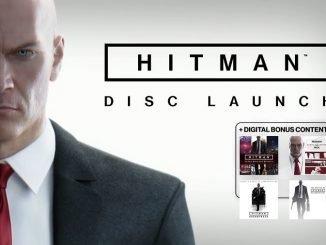 HITMAN_Lancio