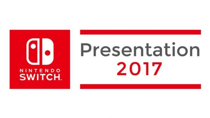 Nintendo Switch Presentation2017
