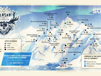 Steep Mappa Alaska