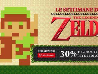The Legend Of Zelda sconti
