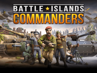 Battle Islands Commanders