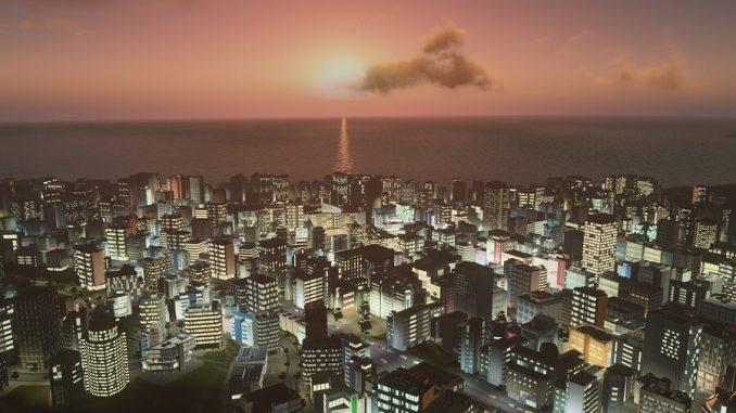 CitiesSkylines XboxOne