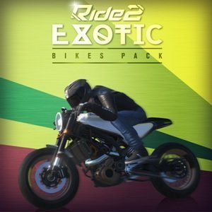 DLC Ride 2 Exotic Bikes Pack