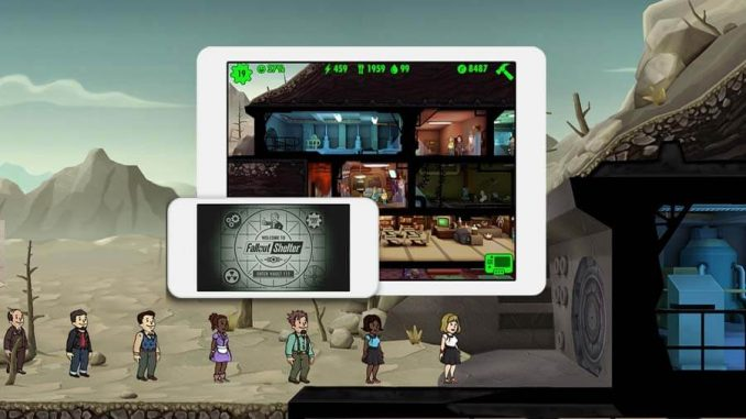 Fallout Shelter Windows 10