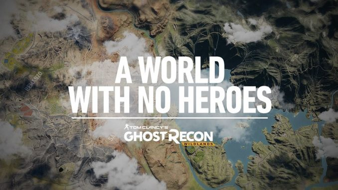 Ghost Recon A World With No Heroes