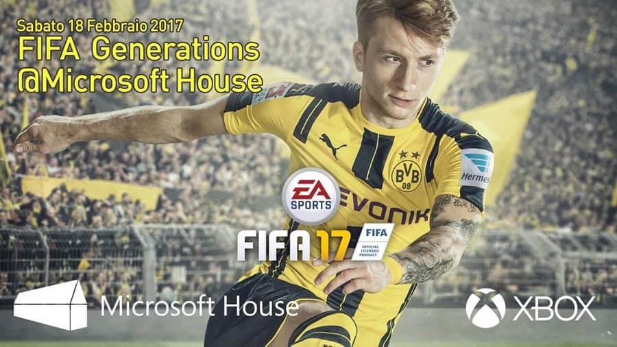 Microsoft House Fifa 17