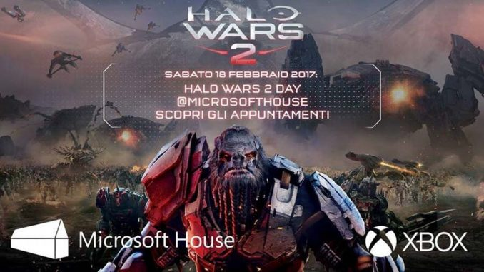 Microsoft House Halo Wars 2