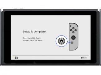 Nintendo Switch Prima Configurazione
