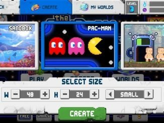 PAC-MAN Create Mode