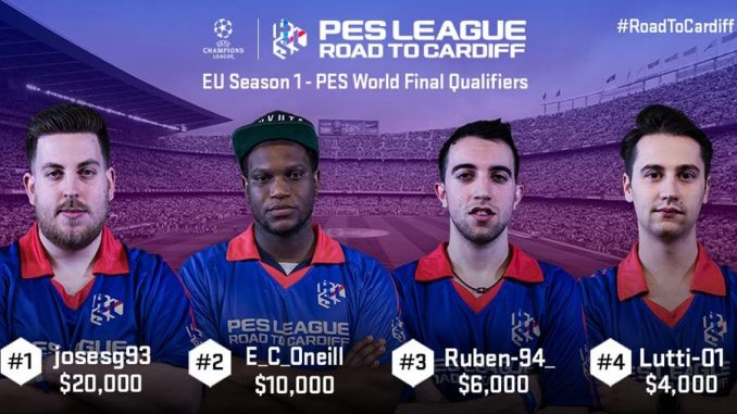PES League EU Season 1