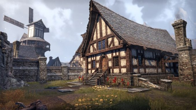 The Elder Scrolls Online Homestead