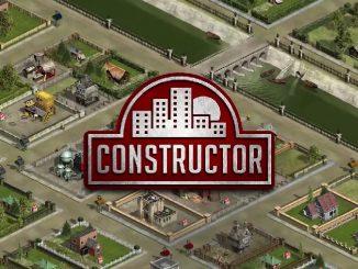 Constructor Logo 20 Anni