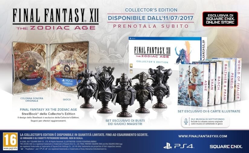 FINAL FANTASY XII THE ZODIAC AGE