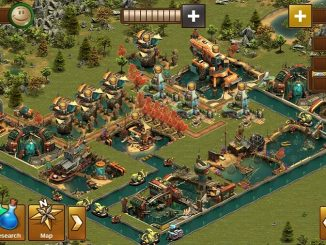 Forge of Empires Oceanic Future Mobile