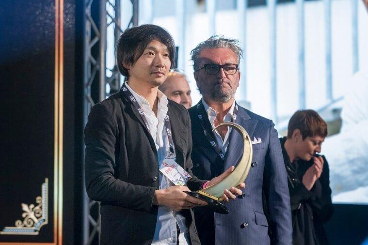 Fumito Ueda_Premio alla Carriera
